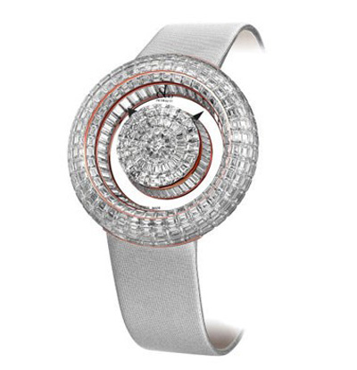 مدل ساعت الماس زنانه Jacob & Co