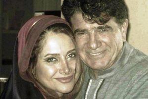 عکس های جدید مژگان شجریان در کنار پدرش محمدرضا شجریان
