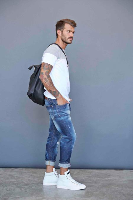 مدل لباس مردانه شیک PRIMO EMPORIO