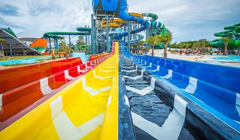 عکس های دیدنی پارک آبی در تایلند ویژه گردشگری