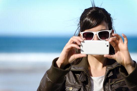 چگونه با گوشی عکس های زیبا و حرفه ای بگیریم؟