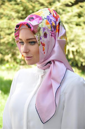 مدل روسری ترک برند Aemine