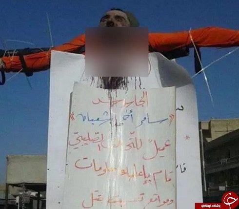 وحشتناک ترین عکس های سلفی یک داعشی با اجساد!