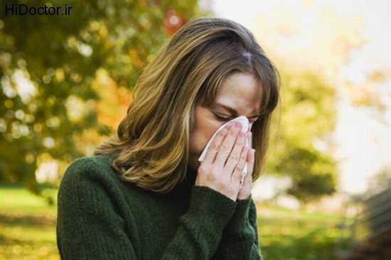 راه مقابله با آلرژی (حساسیت) بهاری چیست؟