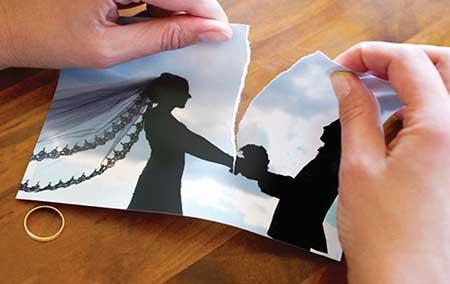 مقابله با حس نفرت و انتقام جویی پس از طلاق