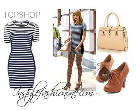 Taylor Swift 12 مدل های ست لباس بهاری تیلور سویفت جهت بهار