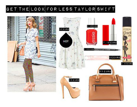 Taylor Swift 5 مدل های ست لباس بهاری تیلور سویفت جهت بهار