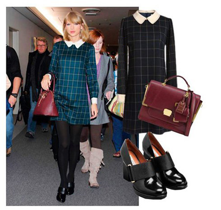 Taylor Swift 7 مدل های ست لباس بهاری تیلور سویفت جهت بهار