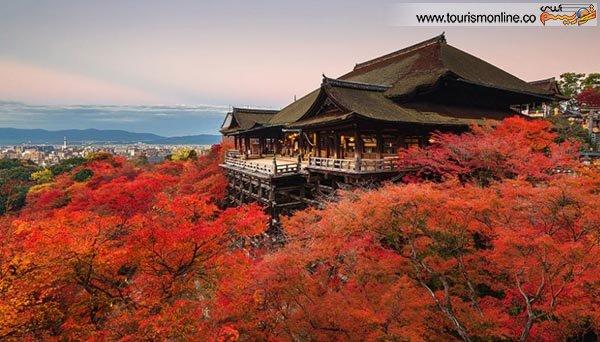 عکس هایی از زیباترین معابد ژاپن ویژه گردشگران