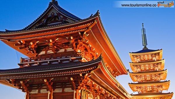 قدیمی ترین معبد توکیو