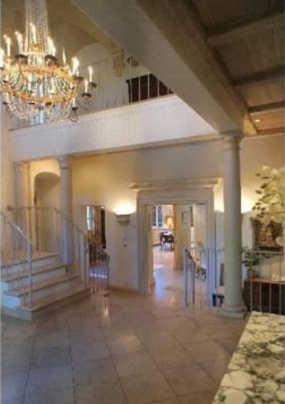 عکس های قصر زیبای تام هنکس و دکوراسیون منزل تام هنکس