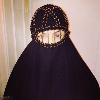 بی حجاب هایی که به خاطر حجاب سر زبان ها افتادند