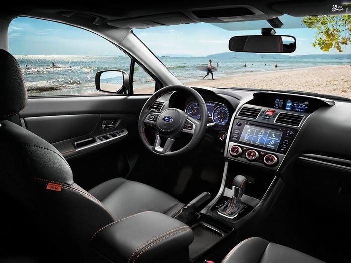 عکس های خودروی XV 2016 شاسی بلند جدید سوبارو