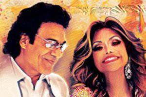 همکاری لاتویا جکسون خواهر مایکل جکسون اندی خواننده ایرانی!