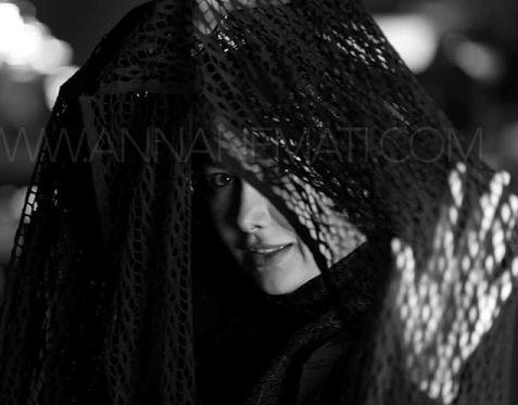 عکس های آنا نعمتی که کوجی زادوری از او گرفته است!