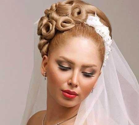 عکس+مدل+مو+عروس+در+اینستاگرام