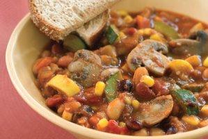 طرز تهیه غذای رژیمی خوشمزه با سبزیجات