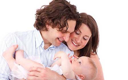 نحوه متقاعد کردن شوهر برای باردار شدن و فرزند آوردن