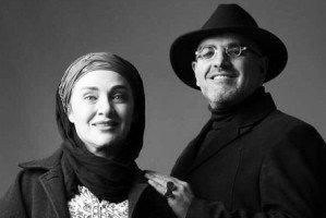 عکس رویا نونهالی 54 ساله در کنار شوهر 50 ساله اش!