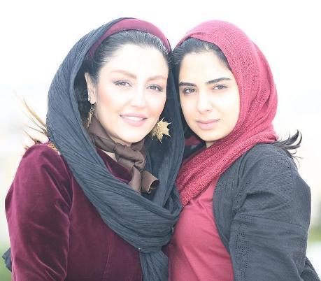 عکس جدید شقایق فراهانی و دخترش در اینستاگرامش