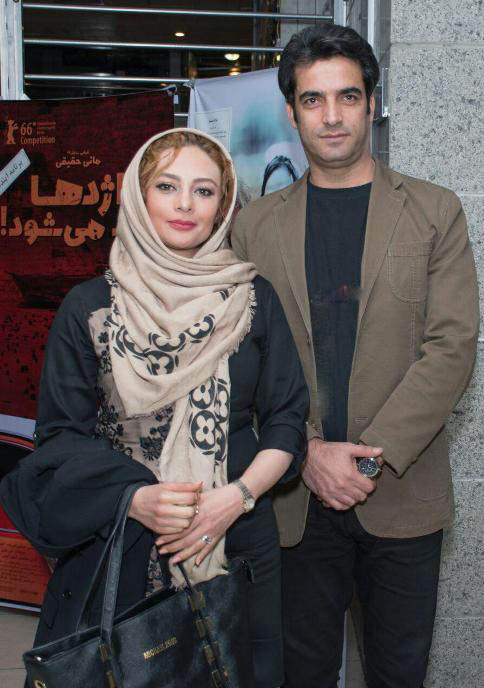 جدیدترین عکس های یکتا ناصر و همسرش منوچهر هادی