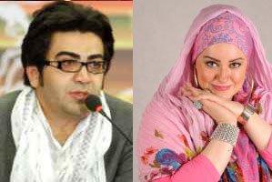 ماجرای کلیپ جنجالی فرزاد حسنی و مسخره کردن بازیگر زن!