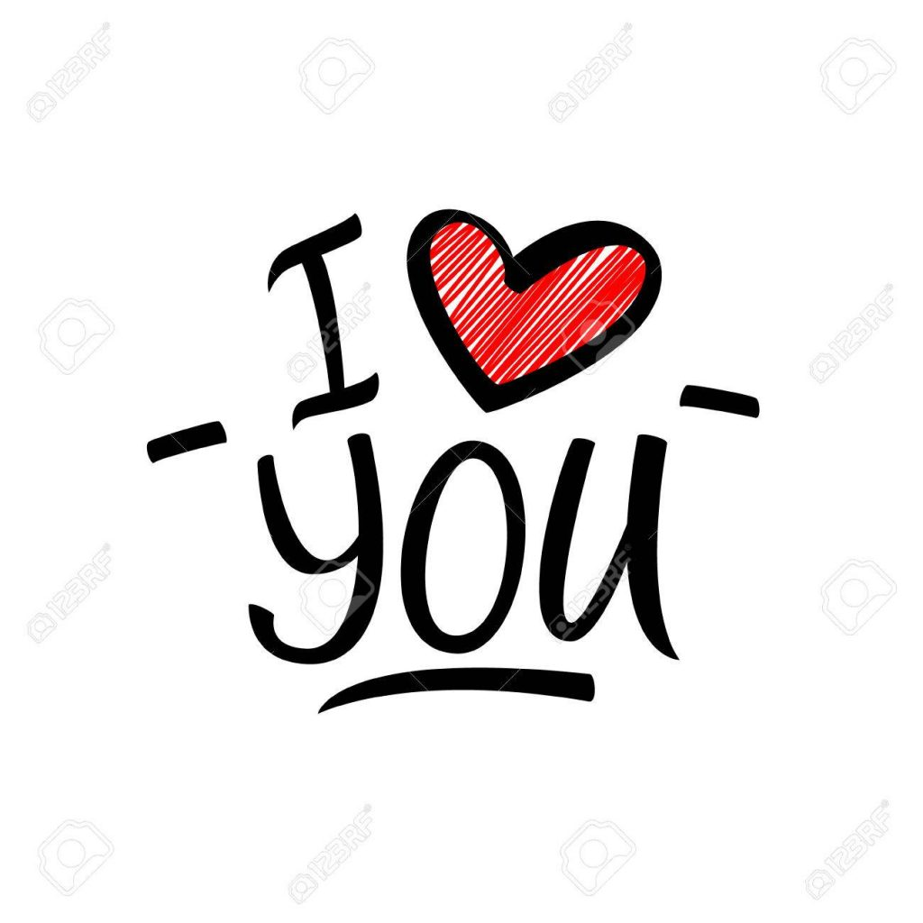 اس ام اس عاشقانه دوستت دارم I Love You + متن رمانتیک آی لاو یو