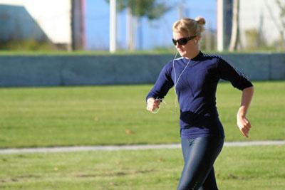 ورزش در زمان پریودی