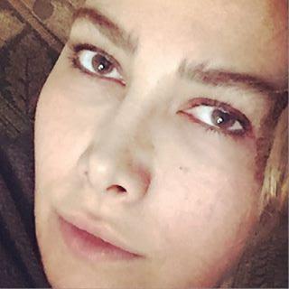 عکس چهره بدون آرایش آنا نعمتی