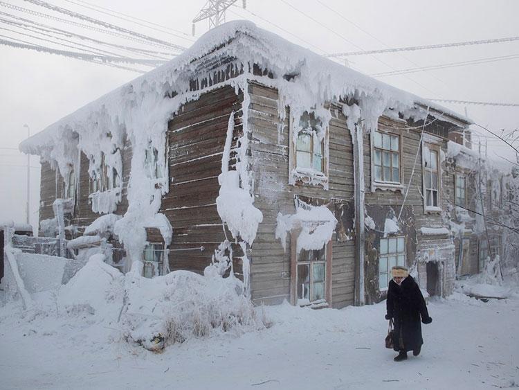 یاکوتسکی؛روسیه