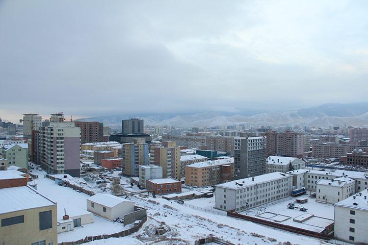 اولانباتور؛ مغولستان