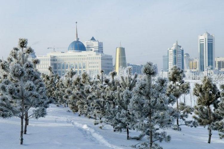 آستانا؛ قزاقستان