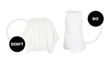 مدل لباس هایی که شما را کمی لاغرتر نشان می دهد