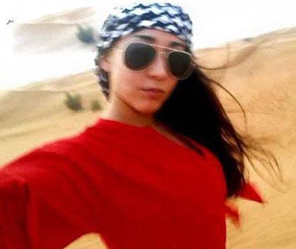 اقدام عجیب دختر جوان برای سفر به کشورهای مختلف جهان!