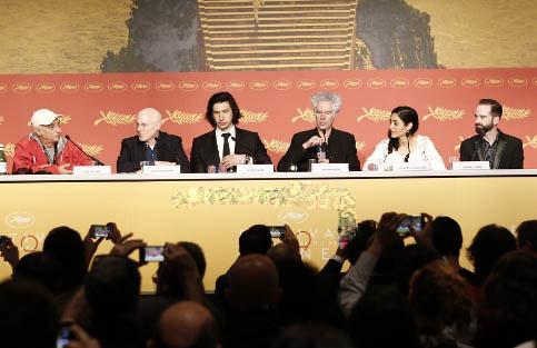 کنفرانس خبری فیلم پترسن با حضور گلشیفته فراهانی