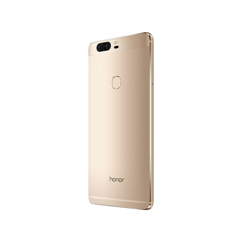 گوشی Honor V8 با 2 دوربین 12 مگاپیکسل و نمایشگر ۵.۷ اینچی QHD