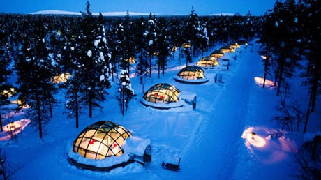 هتل کاکسلاتانن، فنلاند