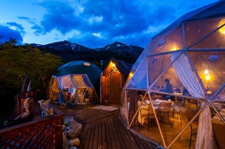 اکو کمپ پاتاگونیا، شیلی