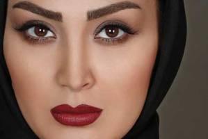 عکس متفاوت مریم معصومی وحید با تیپ خاص