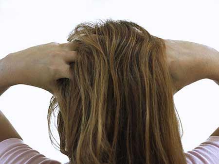 ماسک هایی طبیعی برای مشکی کردن مو