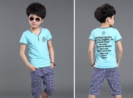 مدل لباس پسرانه بهار و تابستان