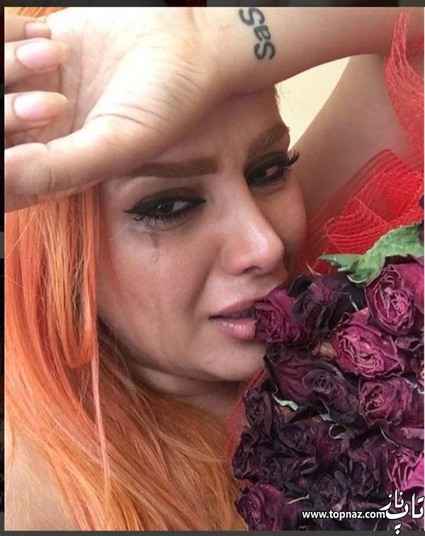 کلیپ گریه کردن دنیا جهانبخت
