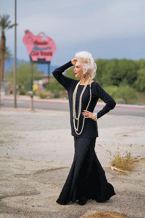عکس های سوپر مدل های زن معروف که پیر شدند!