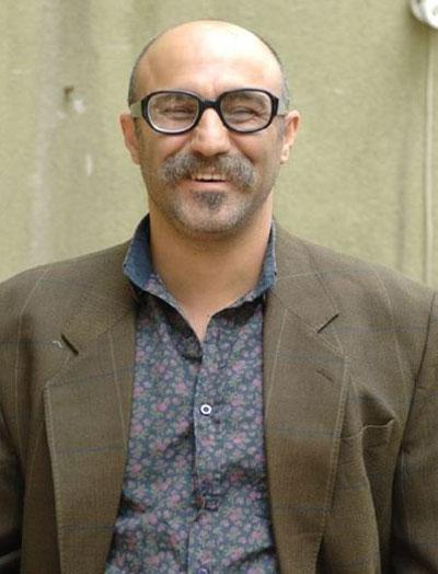 گریم محسن تنابنده در سریال «علی البدل»