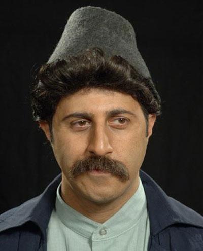 هومن حاجی عبدالهی در سریال «علی البدل»