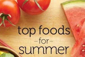 میوه ها و خوراکی های مناسب برای فصل تابستان کدامند؟
