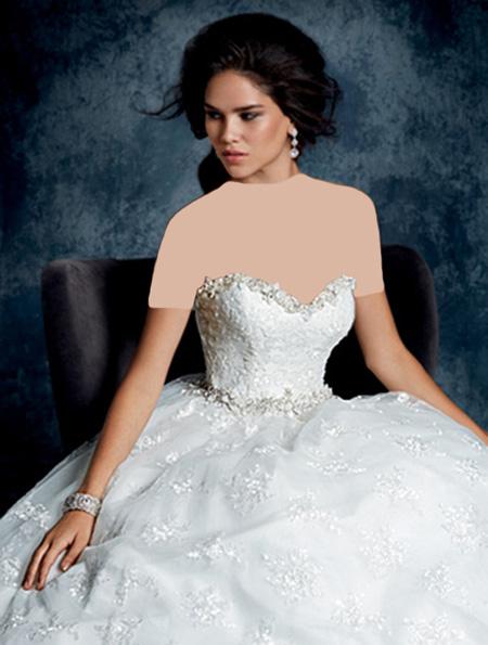 انتخاب مدل لباس عروس,نحوه انتخاب مدل لباس عروس