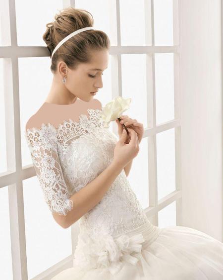 نحوه انتخاب مدل لباس عروس,بهترین انتخاب لباس عروسی