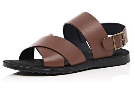 sandal 3 شیک ترین مدل صندل مردانه بهار و همچنین تابستانه