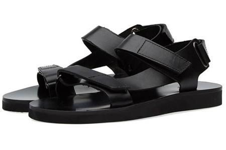 sandal 7 شیک ترین مدل صندل مردانه بهار و همچنین تابستانه